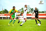 Suriname boekt overwinning op Guadeloupe